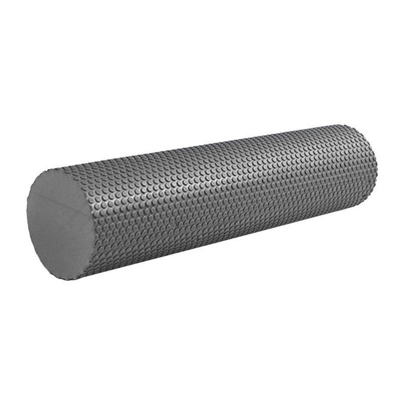 Купить Ролик массажный для йоги (черный) 45х15см B31601-9, NoBrand