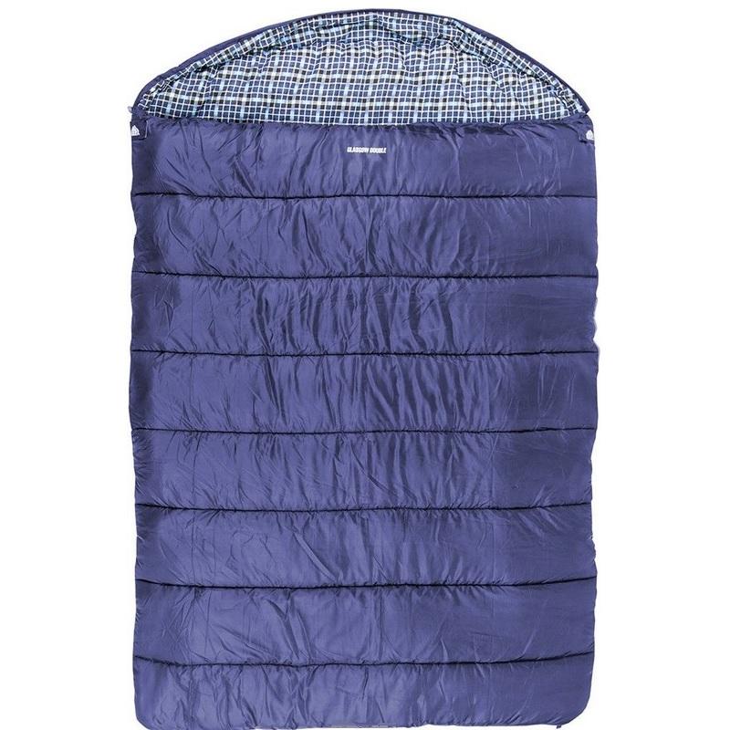 Спальный мешок Trek Planet Glasgow Double, синий
