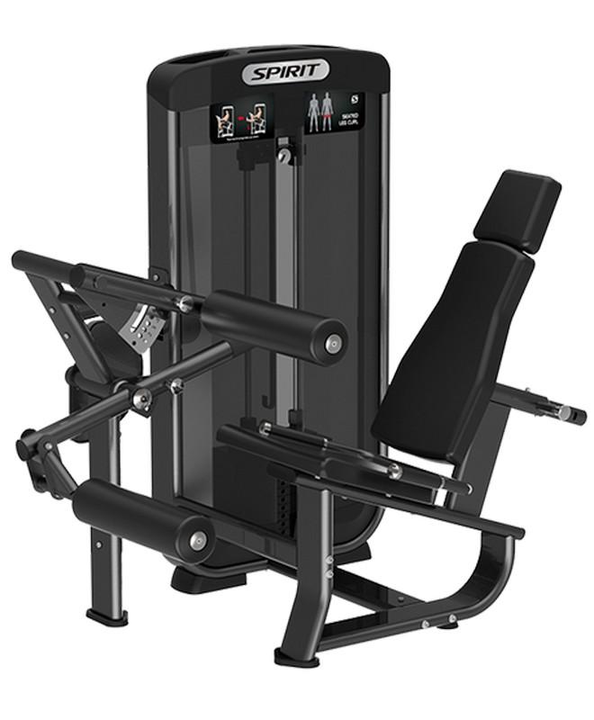 Сгибание\ разгибание ног сидя Spirit Fitness SP-3505 (макс.вес)