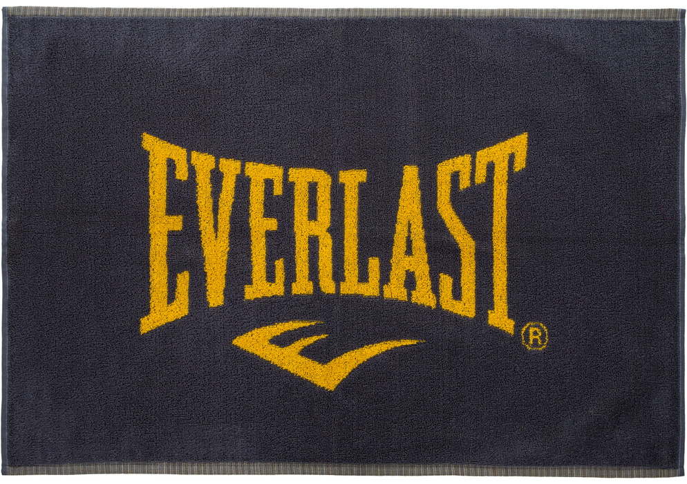 Полотенце Everlast 70x50 сер/желт. 502-2121