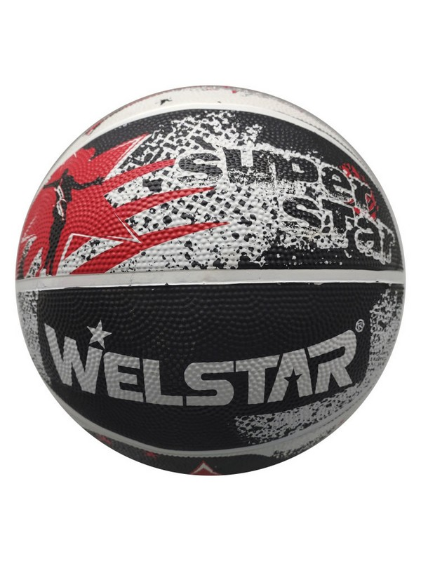 Мяч баскетбольный WelStar BR2796A р.7 фото