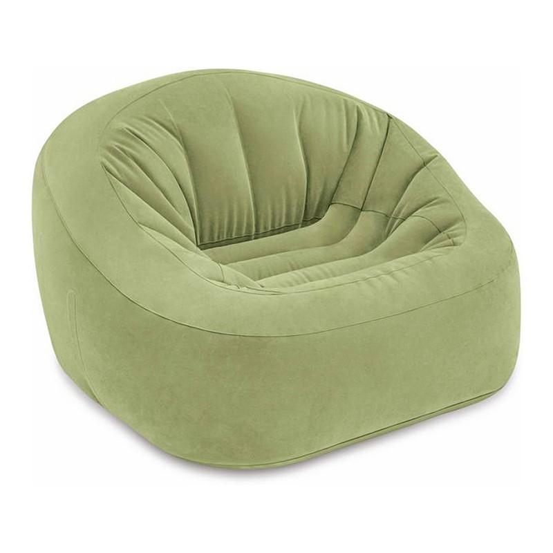 Кресло надувное Intex 68576 (124х119х76см)