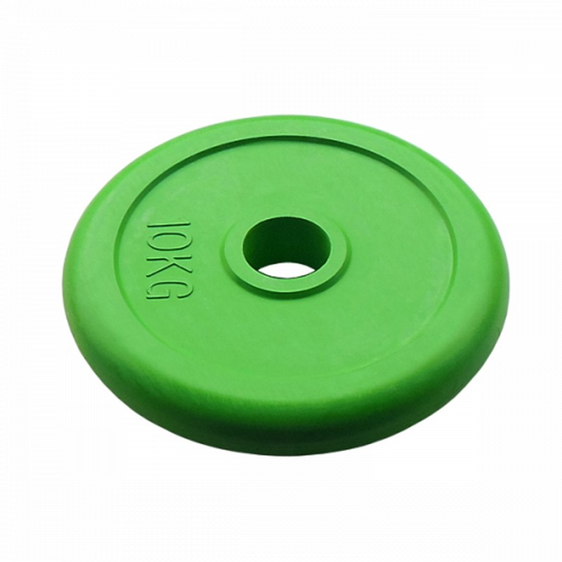 Диск Johns d51мм, 10кг DR71019-10С зеленый