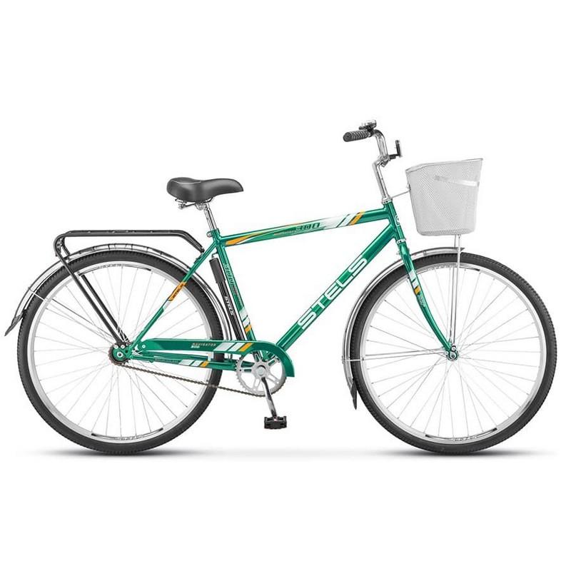 Купить Велосипед Stels Navigator 28 300 Gent Z010/Z011 (с корзиной) (LU085341),