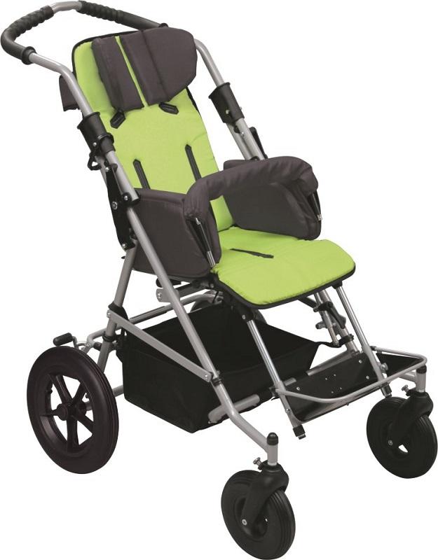 Кресло-коляска инвалидное детское Patron TOM 4 Classic (передние колеса поворотные) LY-170-TOM4 C