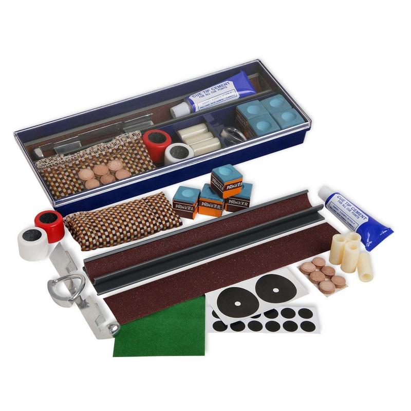 Купить Набор для ремонта кия Cue Repair Kit RT-350, NoBrand