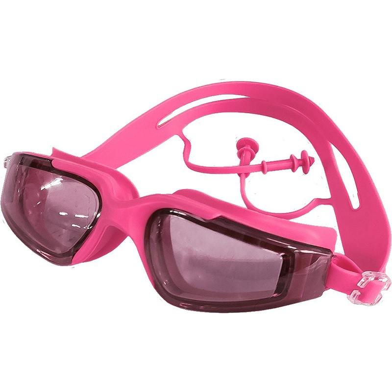 Купить Очки для плавания B31568 взрослые (розовые), NoBrand