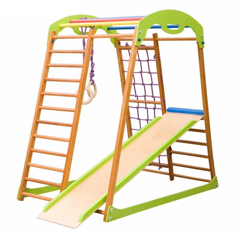 Купить Детский спортивный комплекс для дома SportWood BabyWood 10175, Дск для дома