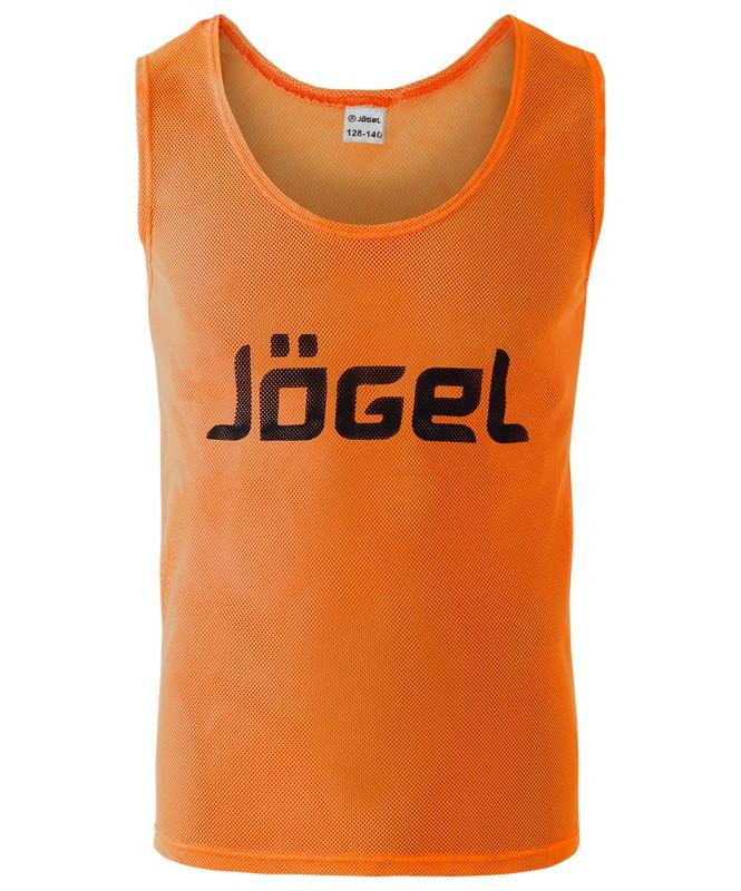 Манишка сетчатая J?gel JBIB-1001 детская, оранжевый фото