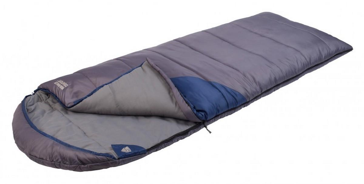 Спальник Trek Planet Warmer Comfort 70389-R серый\синий