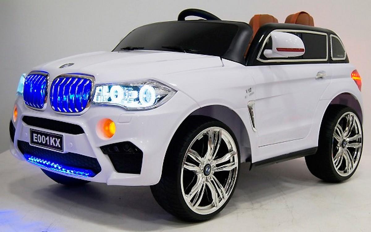 Электромобиль River-Toys BMW E002KX с дистанционным управлением
