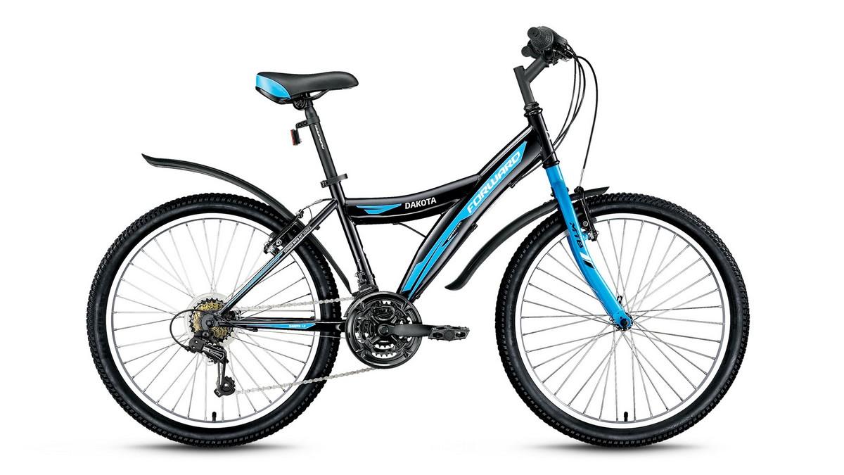 Горный велосипед Forward Dakota 24 1.0 (2018)