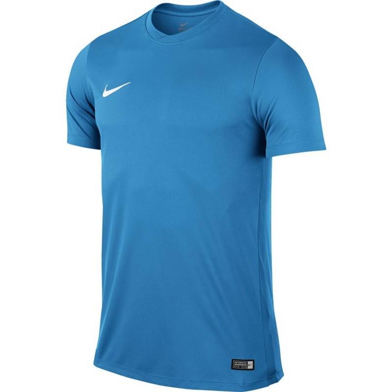 Майка игровая Nike Park Vi Jsy Ss 725891-412 Sr футболки nike футболка игровая nike ss park vi jsy 725891 702
