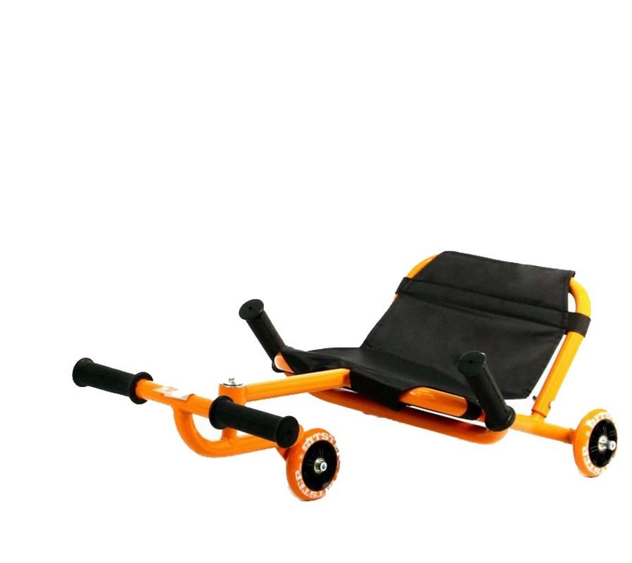 Самокат Sitstep с 11 лет, оранжевый