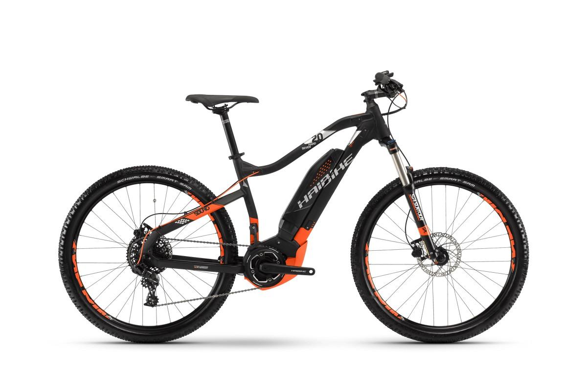 Электровелосипед HaiBike Sduro HardSeven 2.0 400Wh 11s NX (2018)