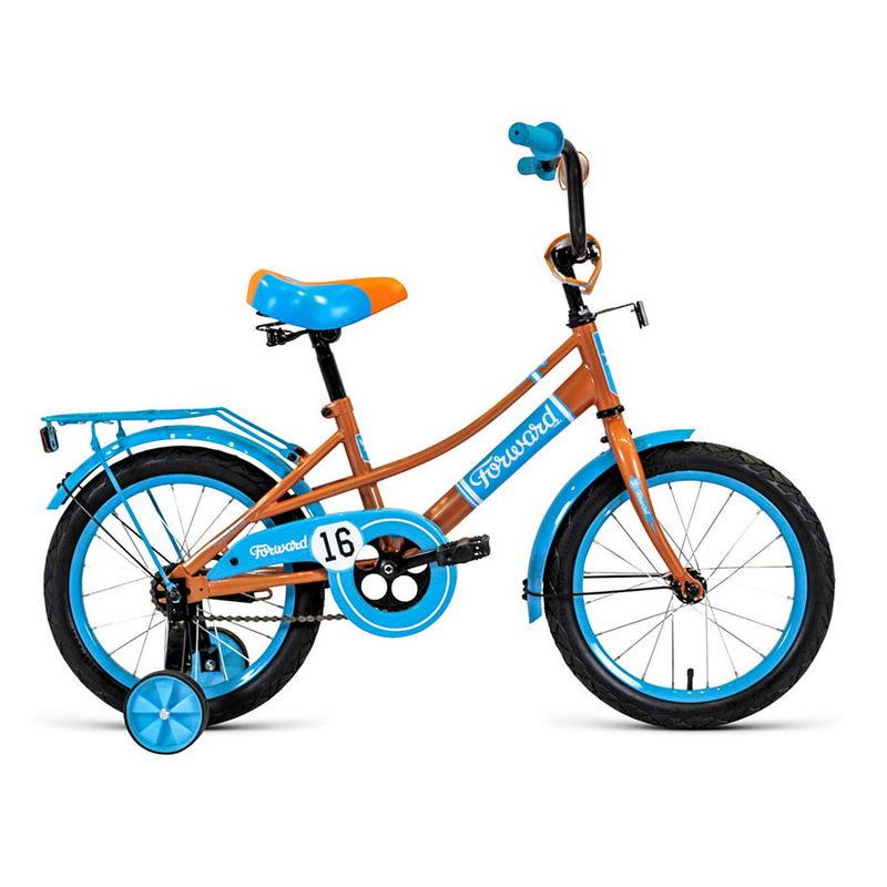 Купить Велосипед Forward 16 Azure 19-20 г, (велосипеды)