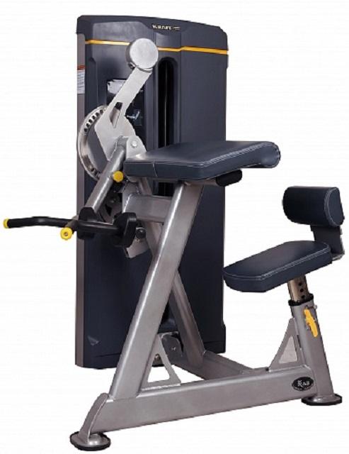 Бицепс/трицепс-машина Kraft Fitness KFWBT бицепс трицепс машина kraft fitness kfwbt