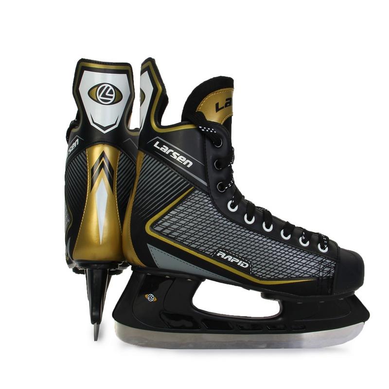 Купить Коньки хоккейные Larsen Rapid,