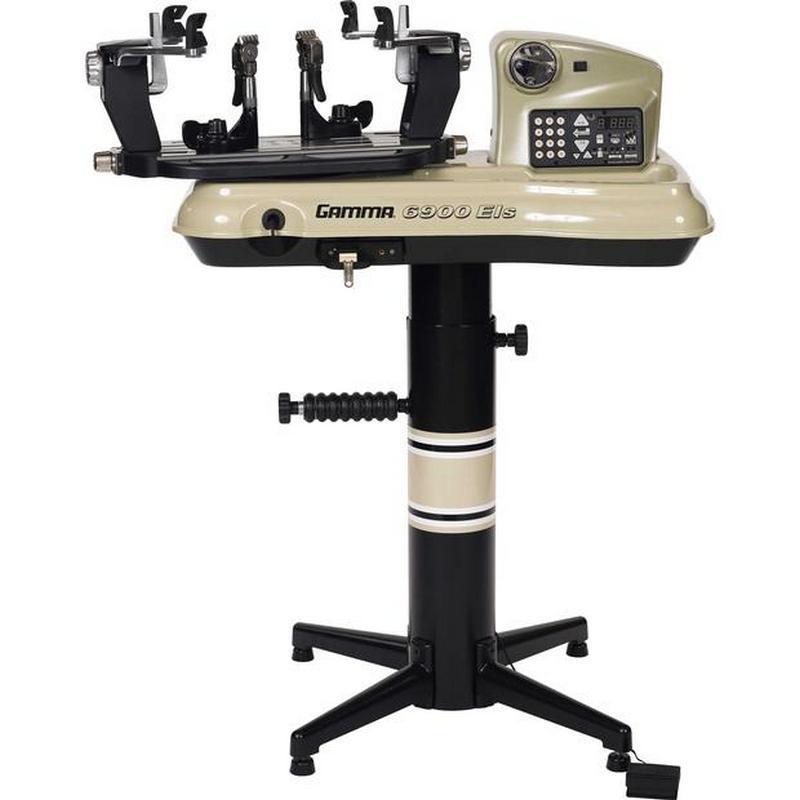 Электронный станок Gamma 6900 ELS w/6 PT SC Mount System