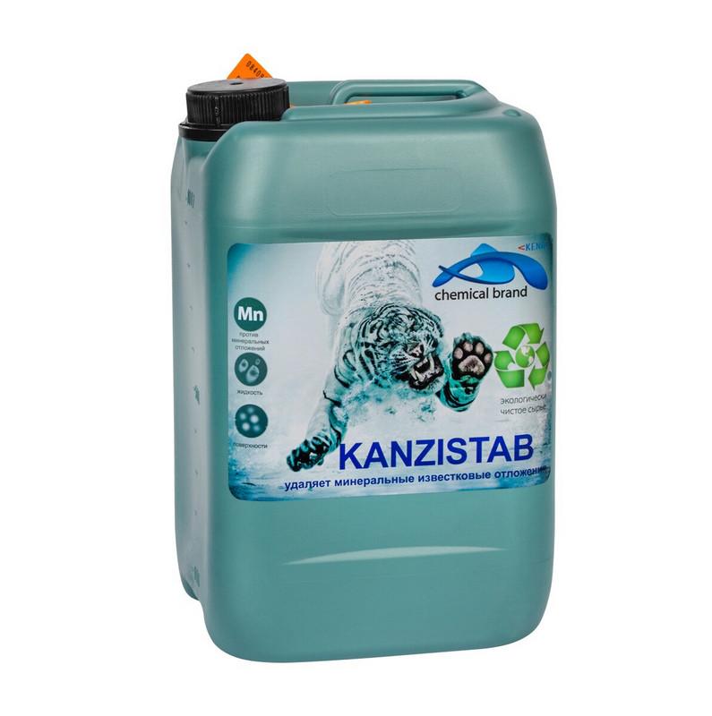 Канзистаб Kenaz 5л от минеральных и кальцемидных отложений,  - купить со скидкой