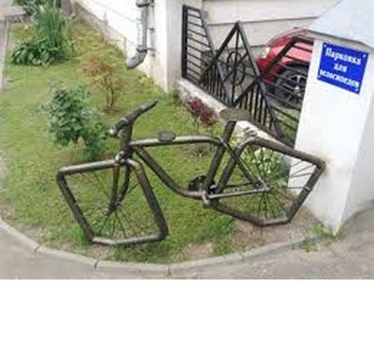 Купить Велосипед декоративный Поль Сезанн Hercules 32052,
