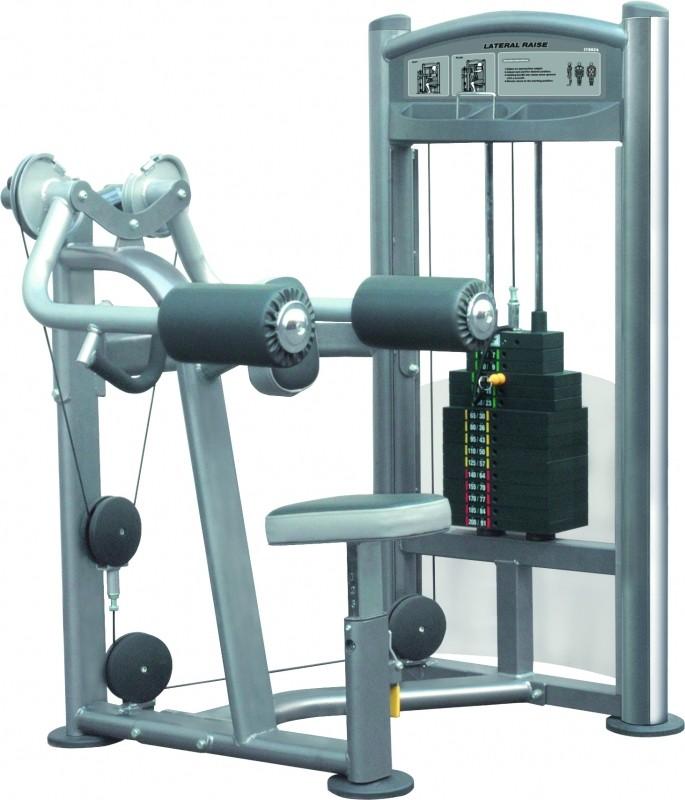 Дельта Машина/Подъем рук в стороны Impulse IT9324-200 дельта машина impulse it9524 200