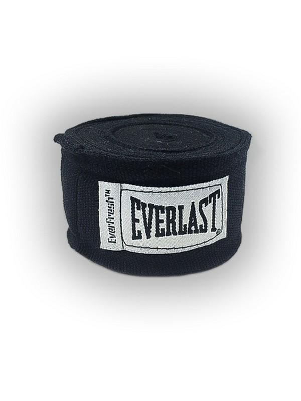 Бинты 2.5м Everlast Elastic бандаж на липучке velcro top pro everlast 440401u