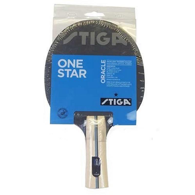 Ракетка для настольного тенниса Stiga Oracle* ракетка для настольного тенниса torneo tour plustable tennis bat ti b3000