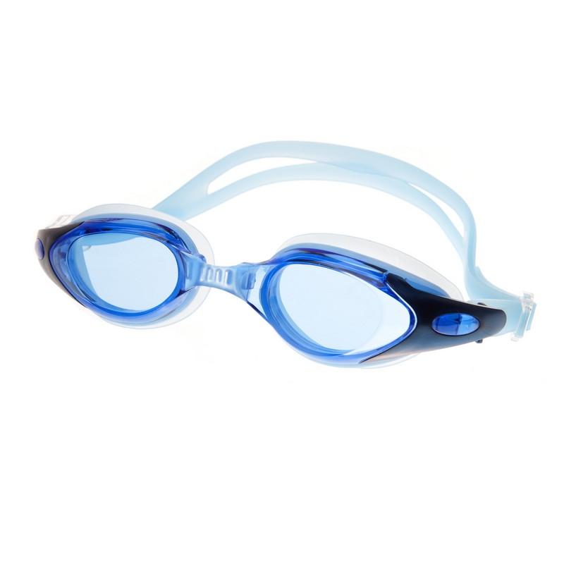 Купить Очки для плавания Alpha Caprice JR-G1000 Lt.blue,