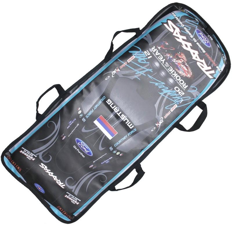 Ледянка мягкая ComboSport Машинка №3 двухместная