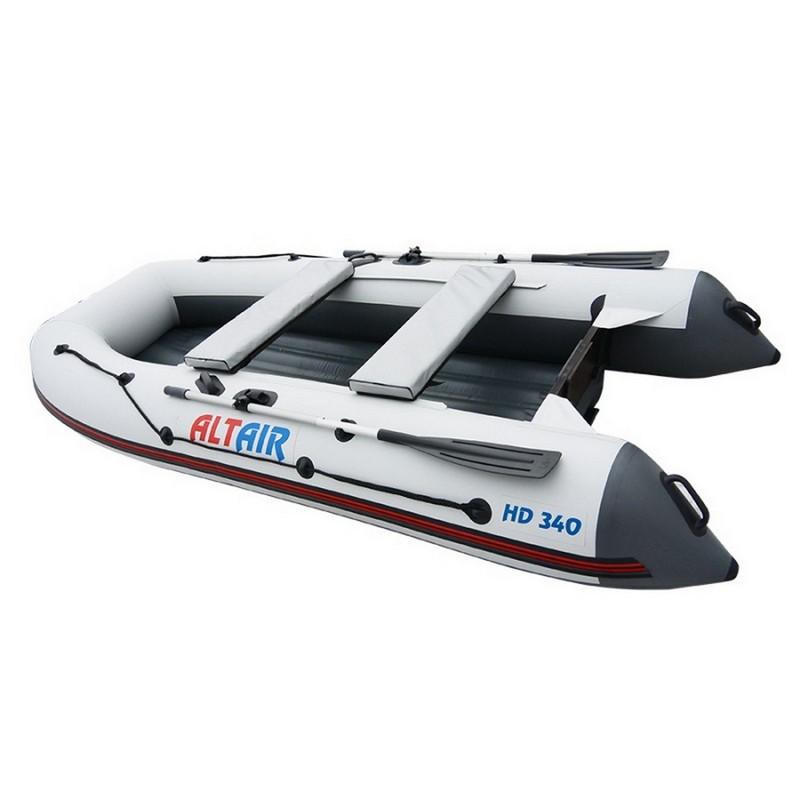 Купить Моторная надувная лодка ПВХ Altair HD 340 НДНД,