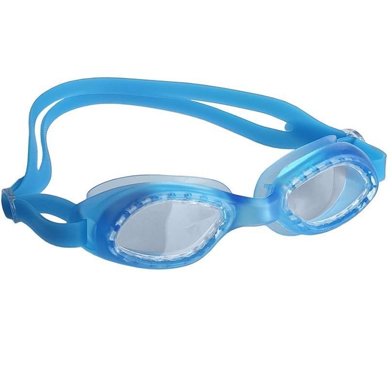 Купить Очки для плавания B31529-00 мультколор (Голубой), NoBrand