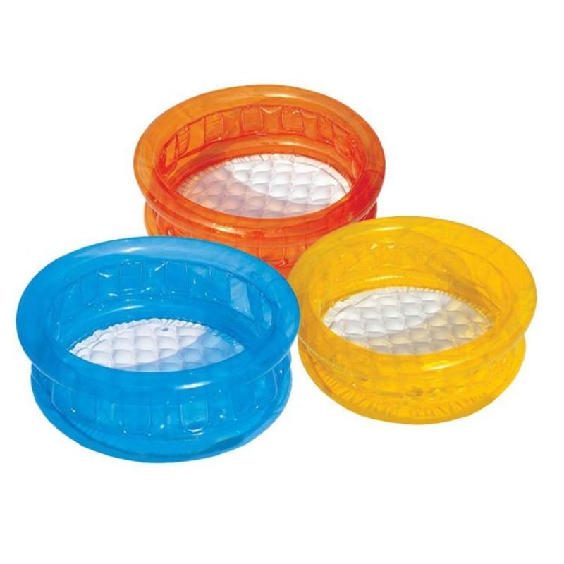 Купить Детский круглый бассейн 64х25см Bestway 51112,