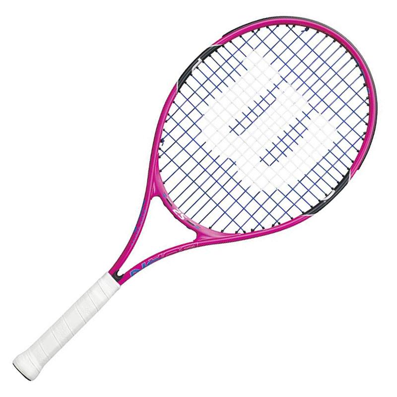 Ракетка для большого тенниса Wilson Burn Pink 25 GR00 WRT218200 розово-бело-черный фото