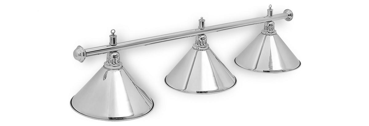 Купить Светильник Fortuna Prestige Silver 3 плафона 06508,