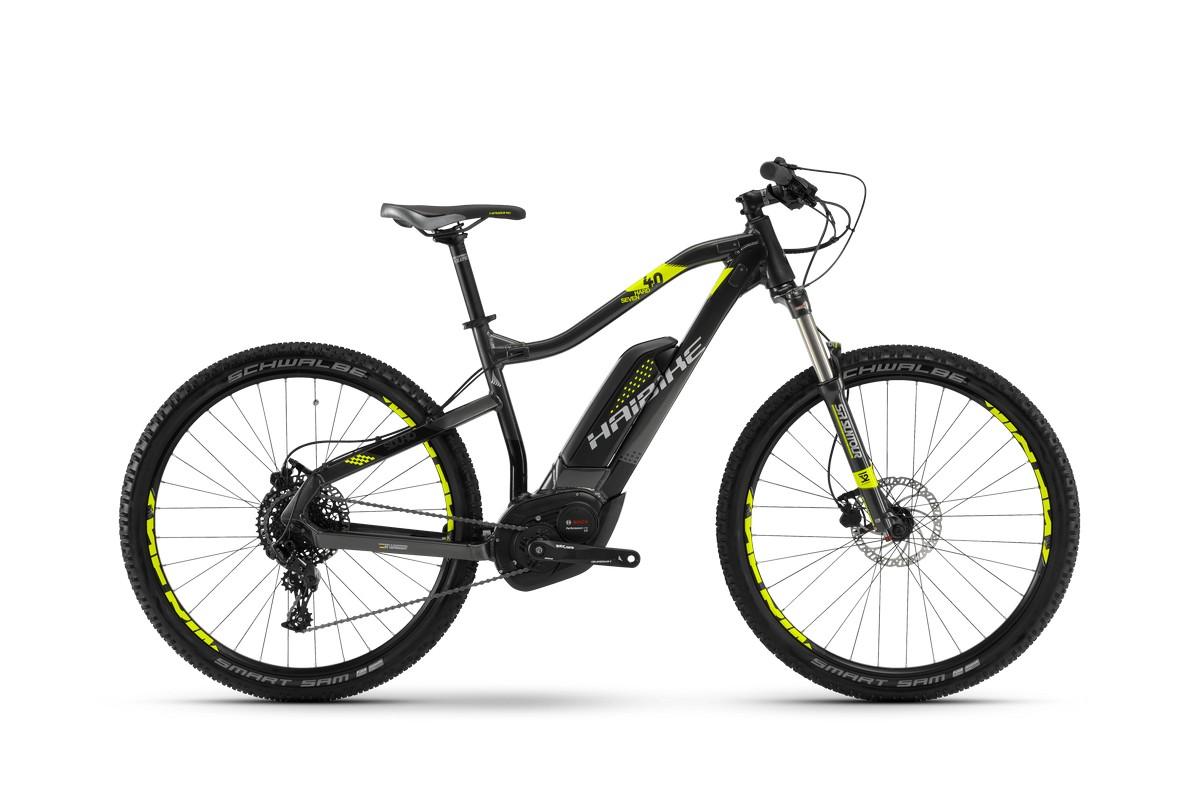 Электровелосипед HaiBike Sduro HardSeven 4.0 500Wh 11s NX (2018)