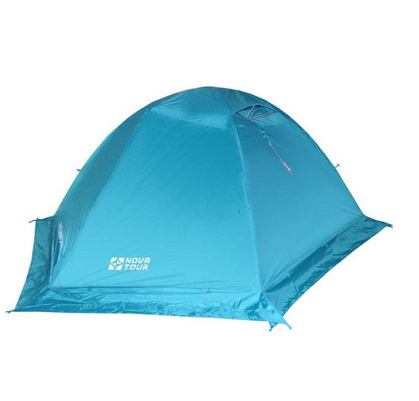 Палатка 2-м Nova Tour Эксплорер 3 V2