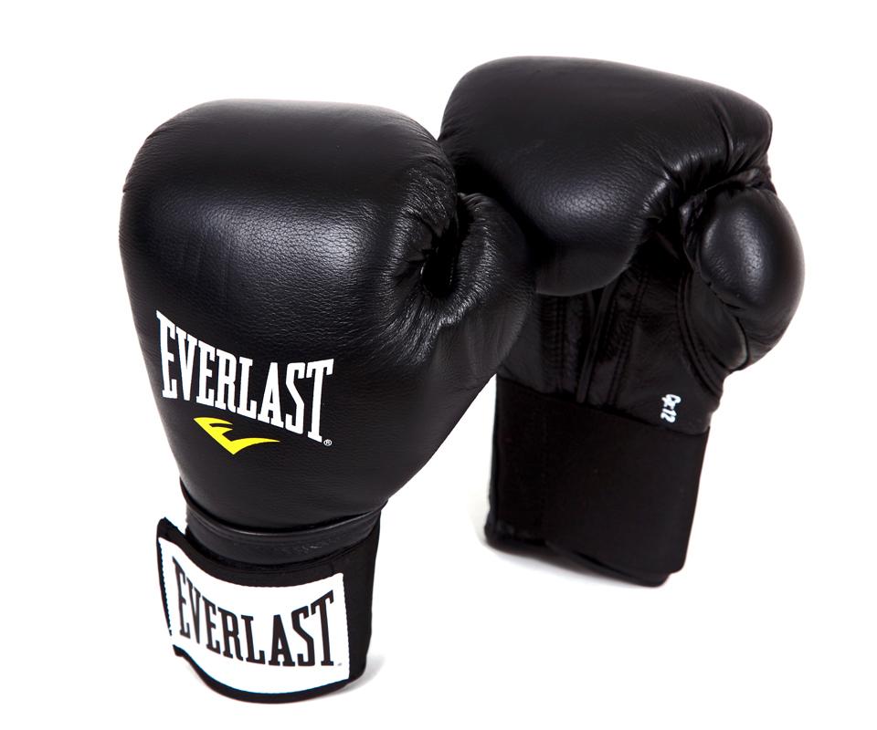 Перчатки тренировочные на липучке Everlast 141000U бандаж на липучке velcro top pro everlast 440401u