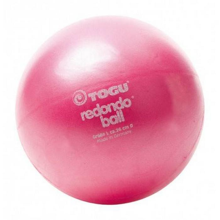 Пилатес-мяч Togu Redondo Ball D=26 см, розовый 491100