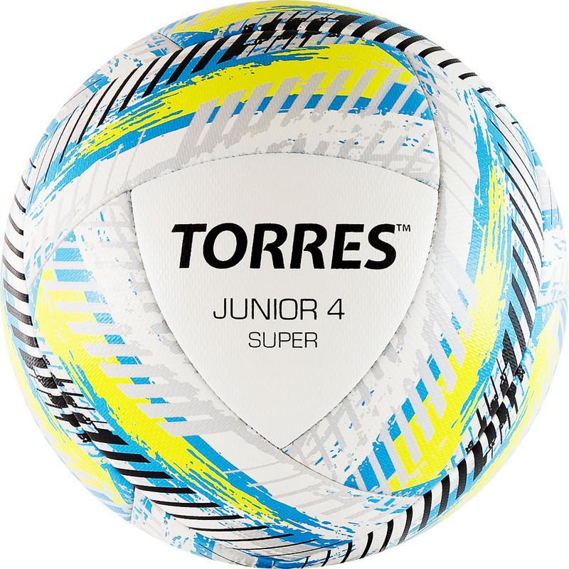 Купить Мяч футбольный Torres Junior-4 Super F319204, р.4,