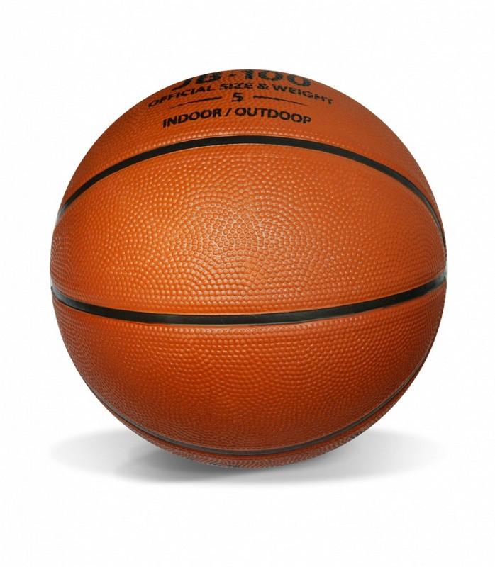 Купить Баскетбольный мяч Start Line размер 5, резиновый,