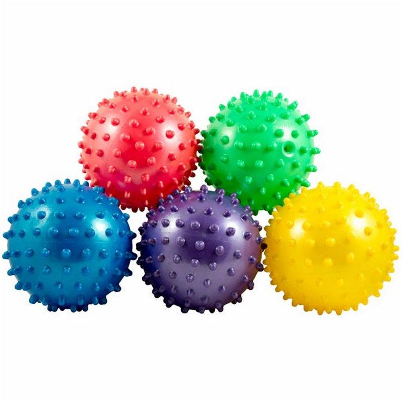 Купить Мяч массажный d-8 см F18566, NoBrand