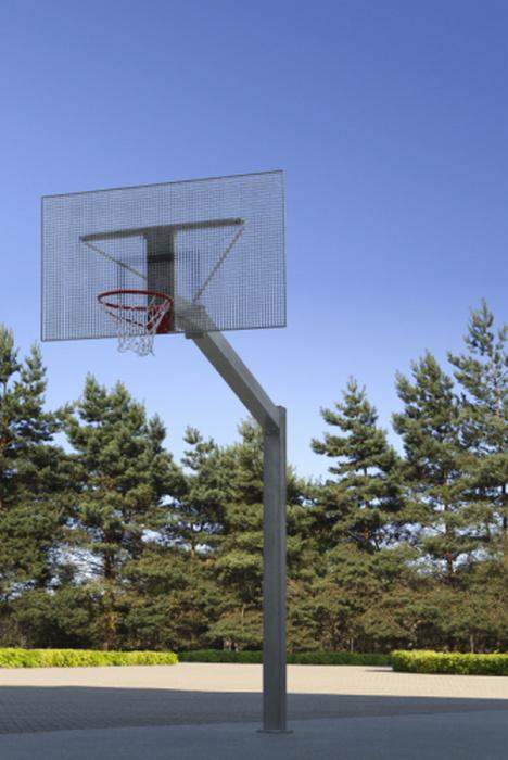 Купить Стойка баскетбольная уличная Schelde Sports Street Slammer, высота 260 или 305 см (определяется при установке) 1627005,