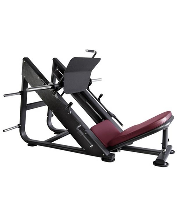 Жим ногами 45 градусов Kraft Fitness KF45DLP