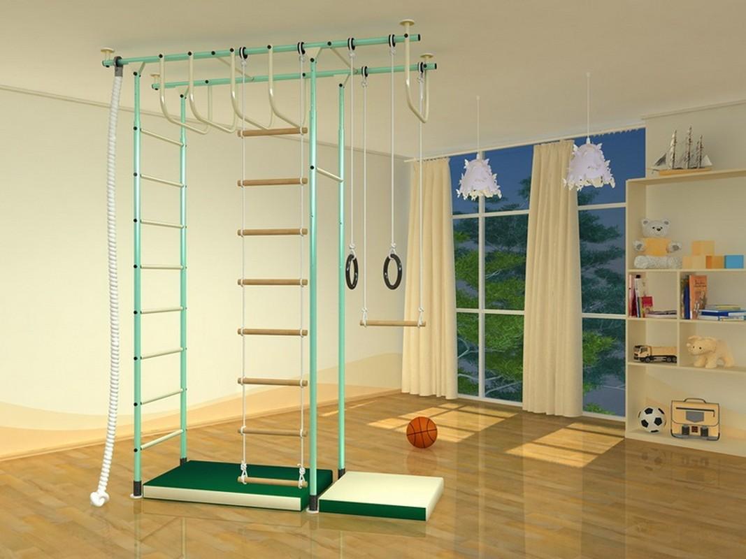 Детский спортивный комплекс Самсон 4 самсон фортуна