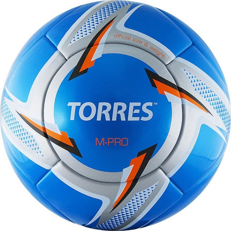 Купить Мяч футбольный Torres M-Pro Blue F319125, р.5,