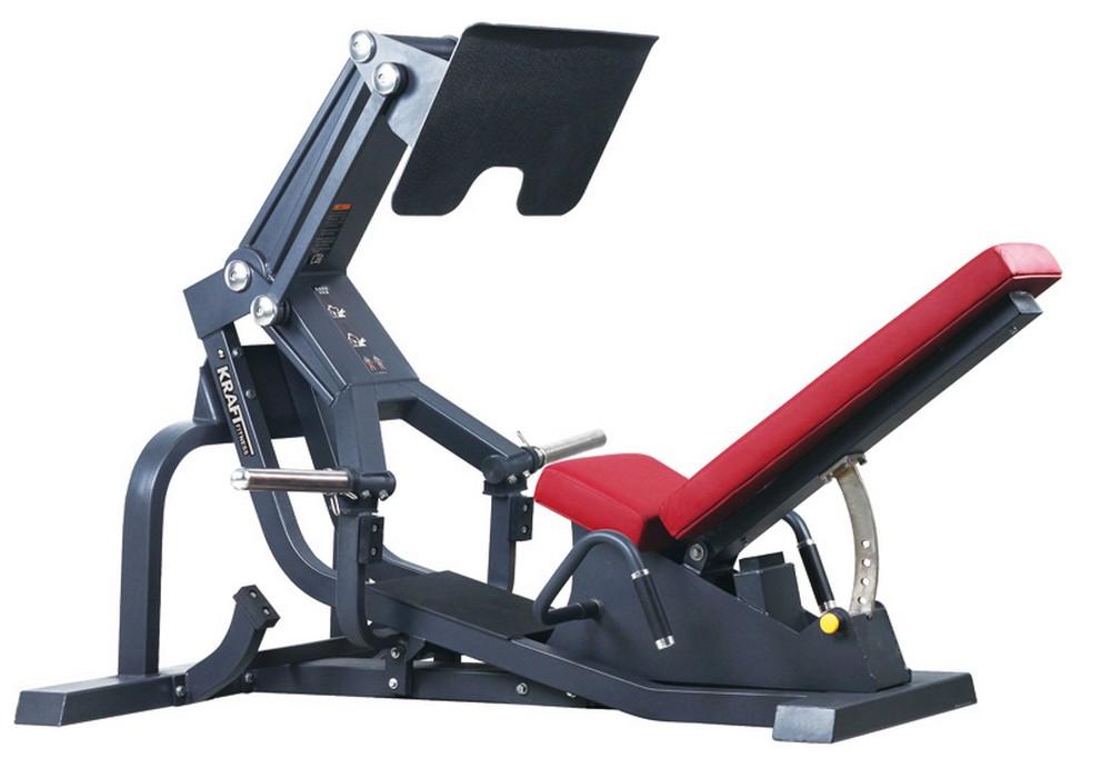 Жим ногами 45 градусов Kraft Fitness KFPLLP