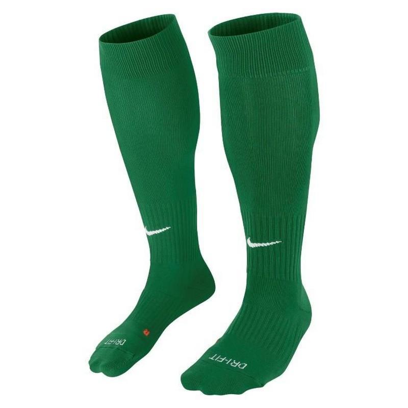 Гетры Nike Classic Ii Cush Otc Sx5728-302 зеленый nike гетры nike classic ii sock 394386 670