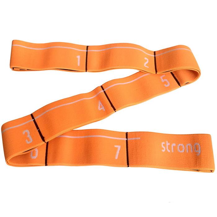 Эспандер эластичная лента 5*82 см (оранжевая) MRB8011 фото