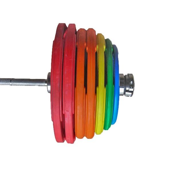 Купить Штанга для грифа олимпийская V-Sport L220 см D50мм 200 кг,